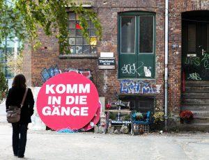 Workshoptage im Gängeviertel