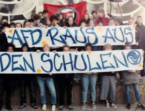Solidarität mit den Schüler*innen der Ida-Ehre-Schule!